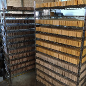 SIMPLICI Turmeric, Frankincense & Myrrh Bar Soap. 3 Bar Bag. Scented with Pure Essential Oils