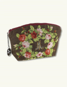 Victorian Trading Co Marie Antoinette France Makeup Bag Travel Pouch