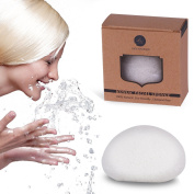 Konjac Sponge Natural Facial Cleansing Sponge