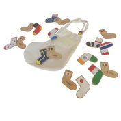 gg ( Gigi) step to the world (Step Toe The World ) Flag memory game Wooden toys Baby gifts And birthday gifts!
