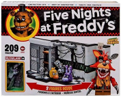 McFarlane Five Nights at Freddy's Parts/Service Exclusive 209 piece building set