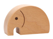 Elephant Shape Music Box, Gift for Christmas or Birthday, Plays Castle in the Sky
