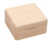 Wooden Classic Music Box, Concise Fashion Mechanism Musical Box Gift for Friends