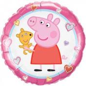 Disney Peppa's Pig Teddy Shape Balloon