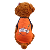 Pet Shirt, Howstar Summer Small Dog Cat Pet Vest Clothes Apparel