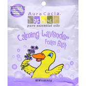 Aura Cacia Calming Foam Bath - Lavender 6 / 70ml Pkts