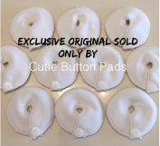 Cutie Button Pads G-tube