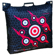 Rinehart Targets Rhino Bag Target, Black, 46cm