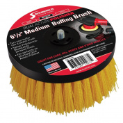 """Shurhold 6-½"""" Medium Brush f/Dual Action Polisher"""