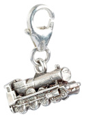 Official Harry Potter Jewellery Hogwarts Express Train Clip on Charm