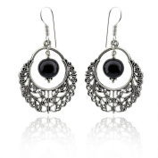 Mothers Day Sale Oxidised Silver Plated New Design Dangle Drop Earrings For Women