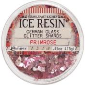 Ice Resin Glass Glitter Shards-Primrose