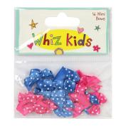 Whiz Kids by Rachel Ellen - Card Craft Decorative Embellishment Mini Bows
