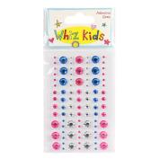 Whiz Kids by Rachel Ellen - Card Craft Decorative Embellishment Adhesive Gems