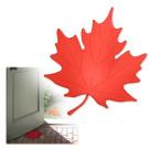 Loose Leaf Door Stopper, Red Fred
