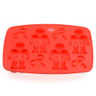 Fred & Friends W64516C Chillbots Robot Ice Tray