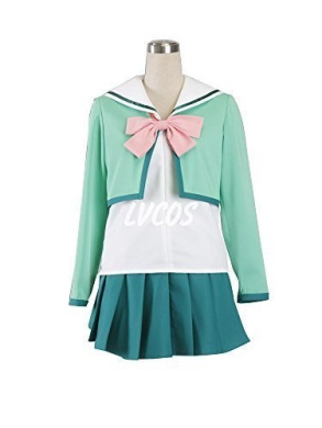 Lvcos Prince of Tennis Seigaku Girls' Winter School Uniform