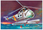 Revell of Germany Revell H-19 Rescue Helicopter Model and Kits