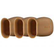 eBoot 3 Pack Silicone Covers for Arlo Pro Smart Security Wire-Free Cameras, Light Brown