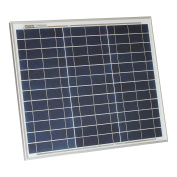 30w Photonic Universe Solar Panel With 5m Cable For A Camper, Caravan, Boat Or