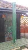 Yuzet Garden Parasol Umbrella Waterproof Protection Cover 150cm Length, 50cm Circ