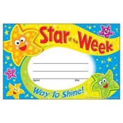 Star Of The Week—way To Shine Recognition Awards By Trend