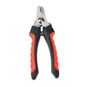 Large Dog Nail Claw Clippers Trimmer Cutters Grooming Nails Claws Black Red