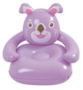 Jilong Child's Inflatable Koala Chair, Purple