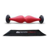 WODFitters T Pin Vector - Trigger Pin - More Effective than Foam Rollers / Lacrosse Balls for Self Myofascial Release, Deep Tissue & Trigger Point Massage - Made in the USA
