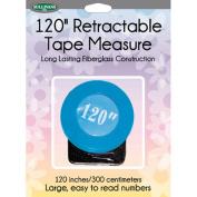 Retractable Tape Measure 300cm -Blue