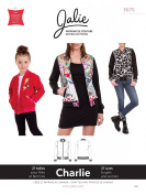 Jalie Charlie Bomber Jacket Coat Girls Women Sewing Pattern 3675 Be the first to write a review.