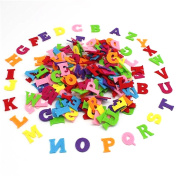Capital Letter English Alphabet Polyester Fabrics Scrapbook Sew-on Cloth Applique Craft Patches DIY