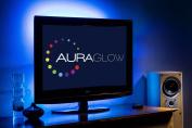 Auraglow Colour Changing 50cm / 100cm Led Strip Usb Tv Back Light Lighting Kit