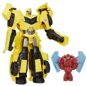 Transformers Robots In Disguise Power Surge Bumblebee And Buzz Strike Toy -