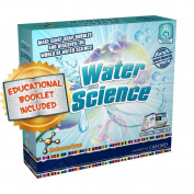 Science4you Water Science Set Childrens Experiments Educational Kit Stem Toy