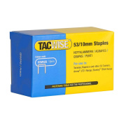 Tacwise 0431 Type 53 Series 10mm Staples Fits For Stanley, Arrow, Rapesco