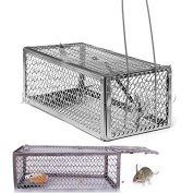 Rodent Animal Mouse Rat Control Catch Pest Hamster Cage Mice Trap Humane Live