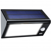 24 Led Solar Lights, [bigger & Brighter] Amir® Solar Powered Motion Sensor Solar