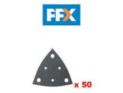 Fein 63717115013 Sanding Sheet Perforated 220 Grit X 50