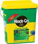 Miracle-gro Water Soluble Lawn Food Tub 2 Kg New
