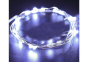 White20-LED String Fairy Lights Indoor Xmas wedding Party Battery Operated