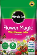 Miracle-gro Flower Magic Wild Flower Mix Bag, 782 G