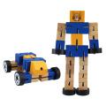 LIKIQ Wood Stacking Robots
