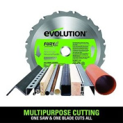 Evolution Fury Multipurpose Blade 185 Mm * * Fast Delivery