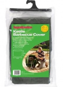 Supagarden Bbq Cover - For Kettle Style Barbecue - Waterproof Uv Treated