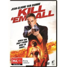 KILL 'EM ALL [Region 4]