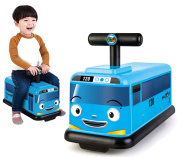 The Little Bus Tayo, Classic Bung Bung Car Ride, Noiseless wheels Rolling Car, Korean toy, Riding toys, Korean animation