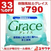 Resin-like clay Grace
