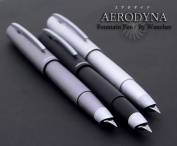 "It is pursuit American art deco streamlined design universal product / Coca-Cola, , Fujiya with a lineage hydrodynamics, air resistance level of the succession parka 51 hooded nib in a concept of fountain pen Aero dyna great master ""Raymond Loewy"""