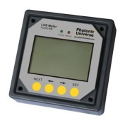 Remote Lcd Metre / Display For 10a And 20a Photonic Universe Dual Battery Solar